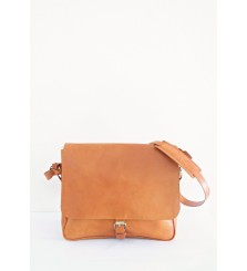 ILFORD TAN MESSENGER BAG
