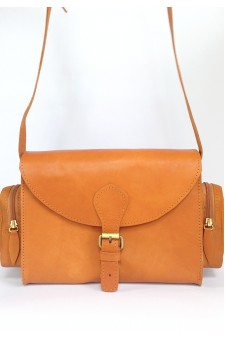 MALAGA TAN CROSSBODY BAG