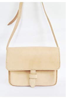 ALTEA NATURAL SATCHEL BAG