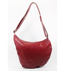 BLUME RED WOMENS SLING BAG