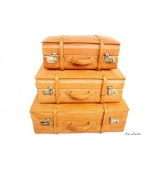 Leather Classic Suitcase