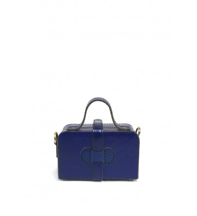 HYOGO MINI CASE (D) BLUE
