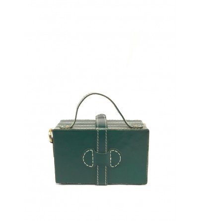 HAGI MINI CASE (SQ) GREEN
