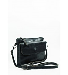 FORLI BLACK MINI SLING BAG