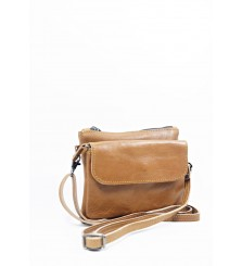 FORLI TAN MINI SLING BAG