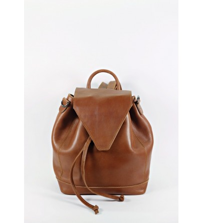 SWEDEN TAN WOMENS BACKPACK