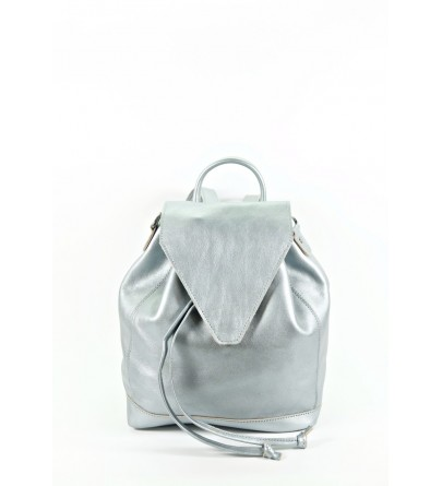 SWEDEN SILVER WOMENS BACKPACK